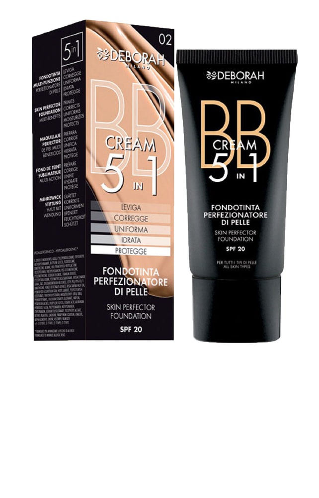 Deborah Milano Bb Cream Foundation - 04 Apricot