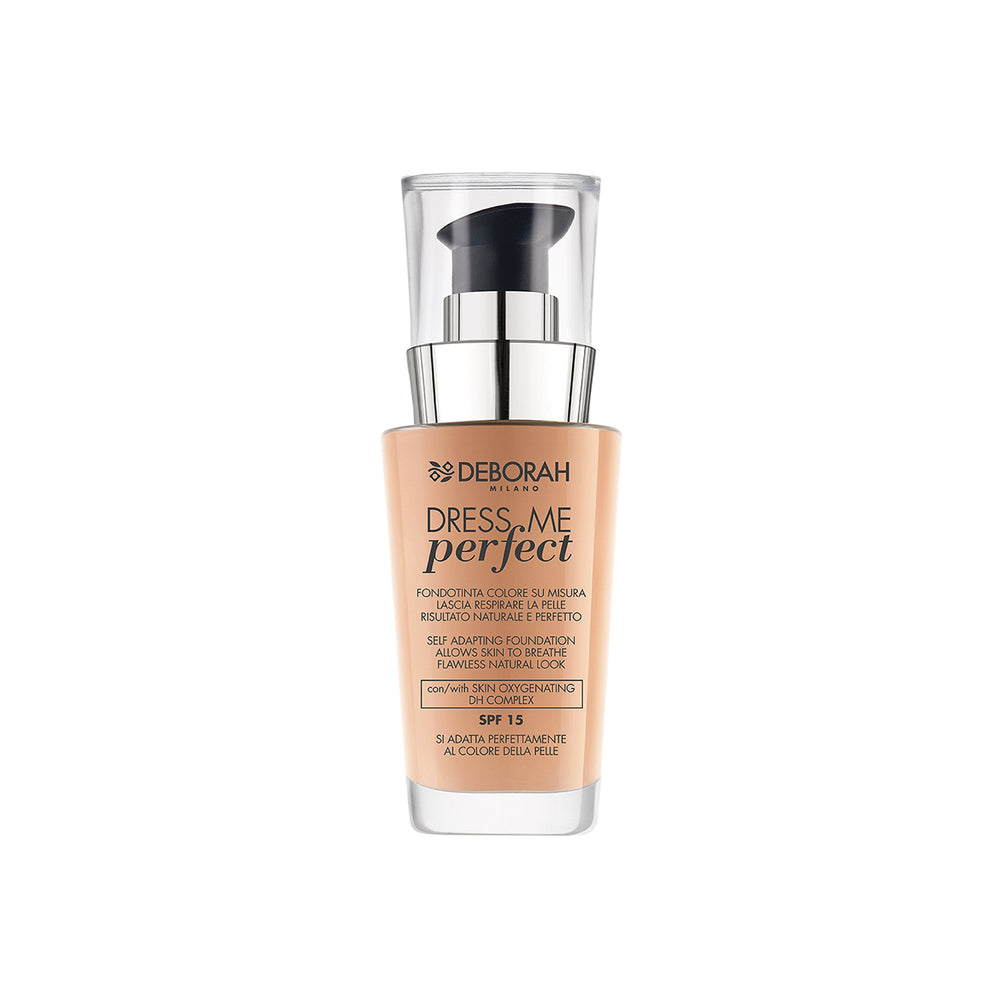 Deborah Milano Dress Me Perfect Foundation - 02 Beige