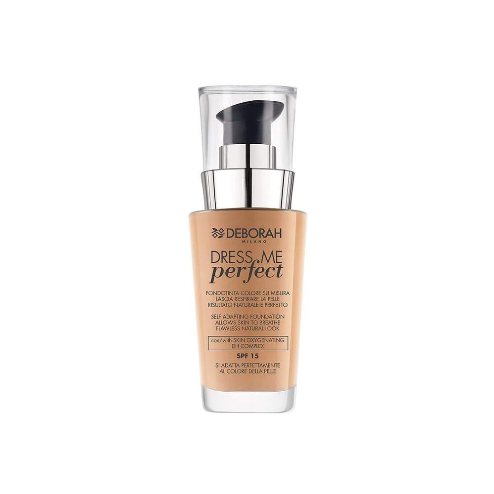 Deborah Milano Dress Me Perfect Foundation - 03 Sand