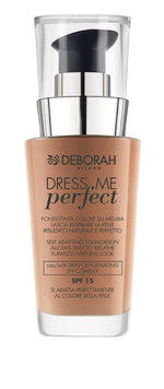 Deborah Milano Dress Me Perfect Foundation - 04 Apricot