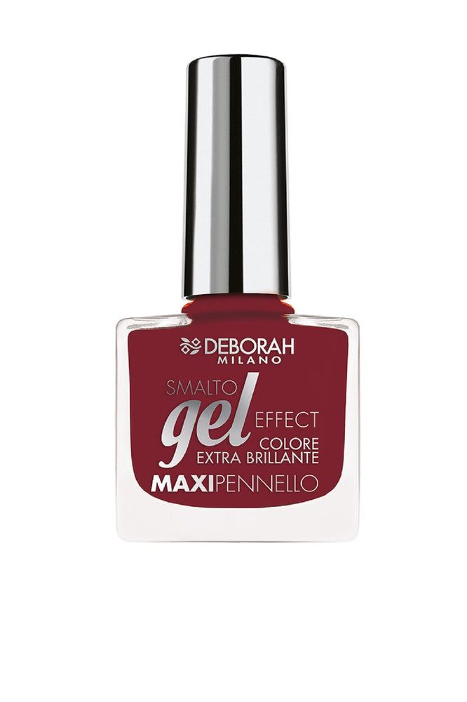 Deborah Milano Gel Effect - 55 Red Sari Nail Polish