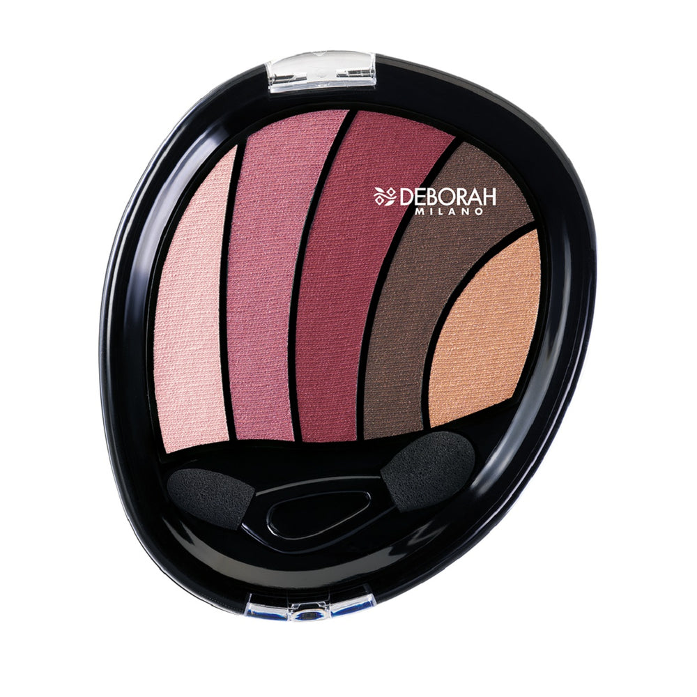 Deborah Milano Perfect Smokey Eye Palette - 02 Rose