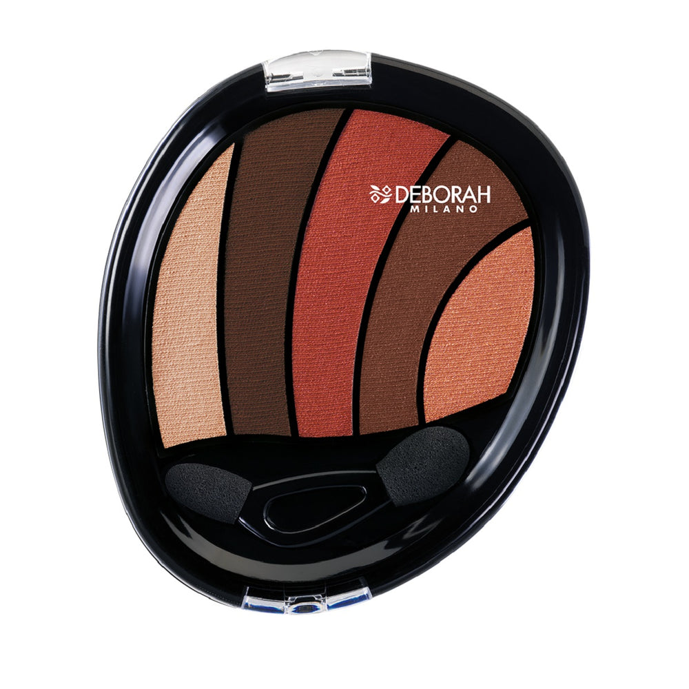 Deborah Milano Perfect Smokey Eye Palette - 07 Saffron