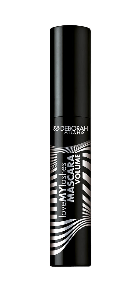 Deborah Milano Love My Lashes - Mascara Volume - Black