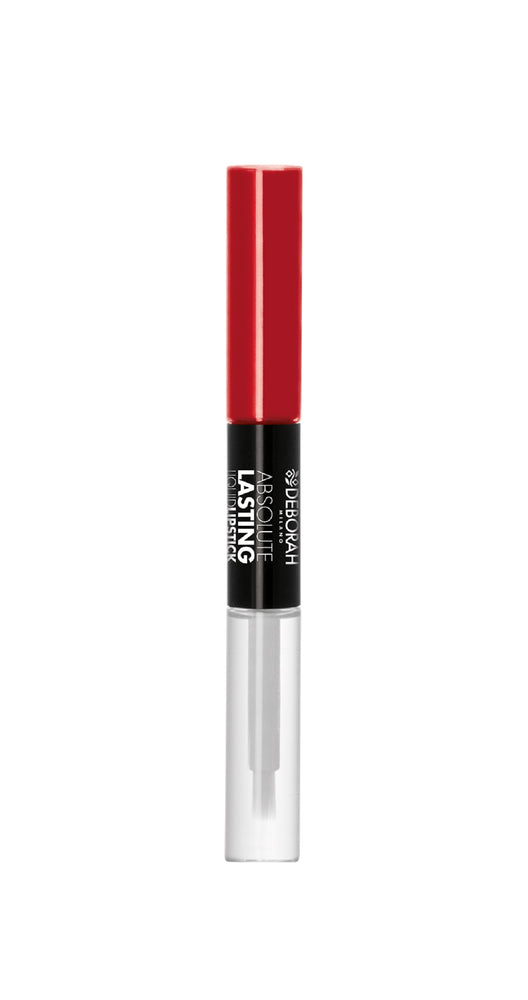 Deborah Milano Absolute Lasting Liq Ls 10 - Fire Red