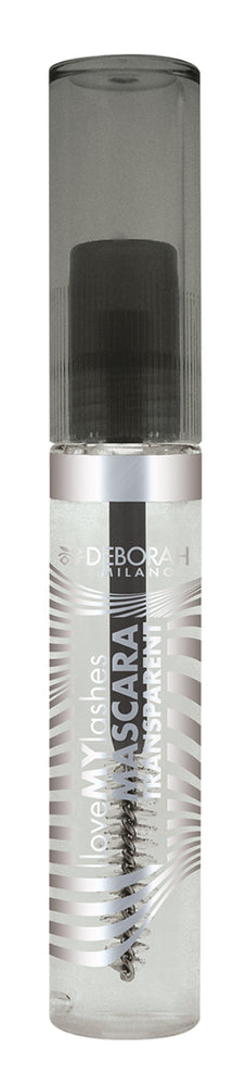 Deborah Milano Love My Lashes - Mascara Transparent