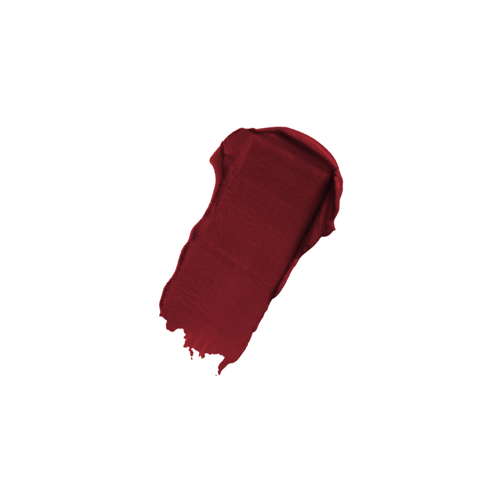 Deborah Milano Atomic Red Mat Lipstick - 25 Red Bordeaux