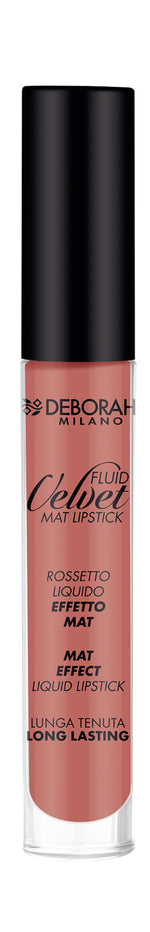 Deborah Milano Fluid Velvet Mat - 1 Antique Rose
