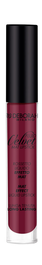 Deborah Milano Fluid Velvet Mat - 9 Purple Wine