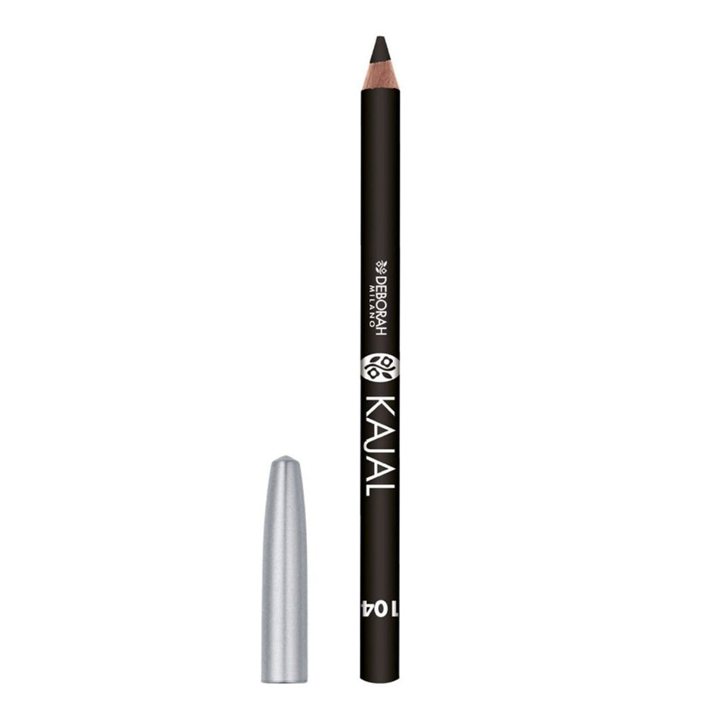 Deborah Milano Classic Kajal Pencil 104 - Black (Blister Pack)