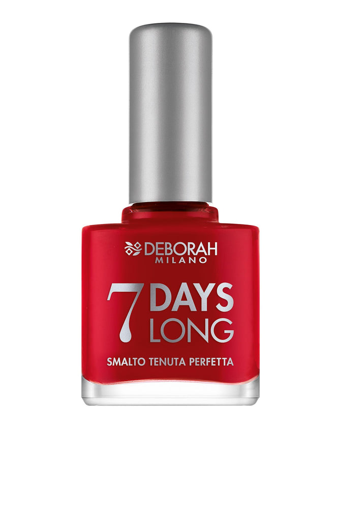Deborah Milano 7 Days Long Ne - 876 Iconic Red