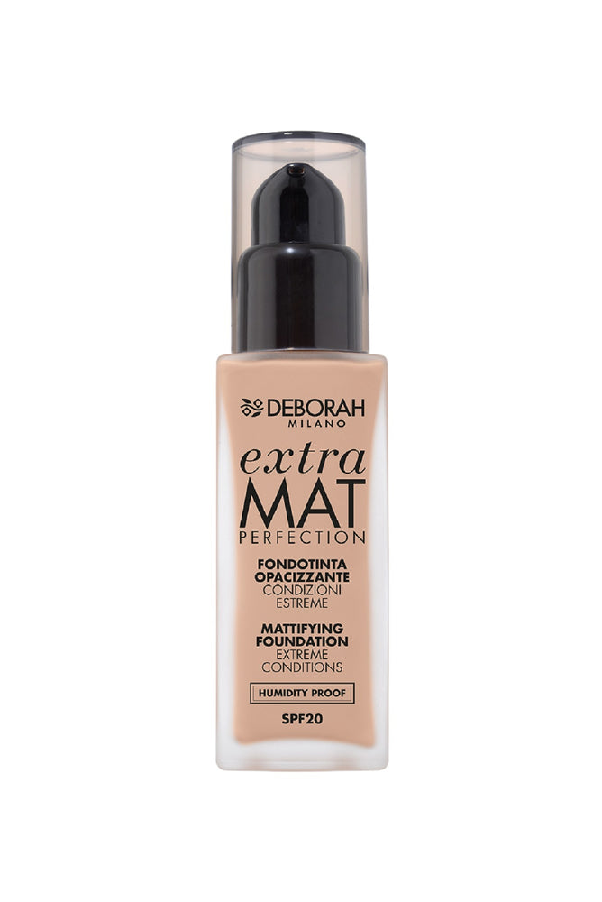 Deborah Milano Extra Mat Perfection Foundation - 2 Beige
