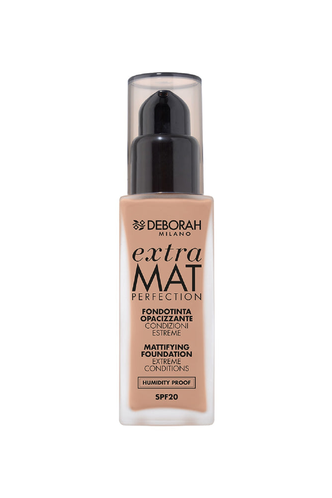 Deborah Milano Extra Mat Perfection Foundation - 4 Apricot