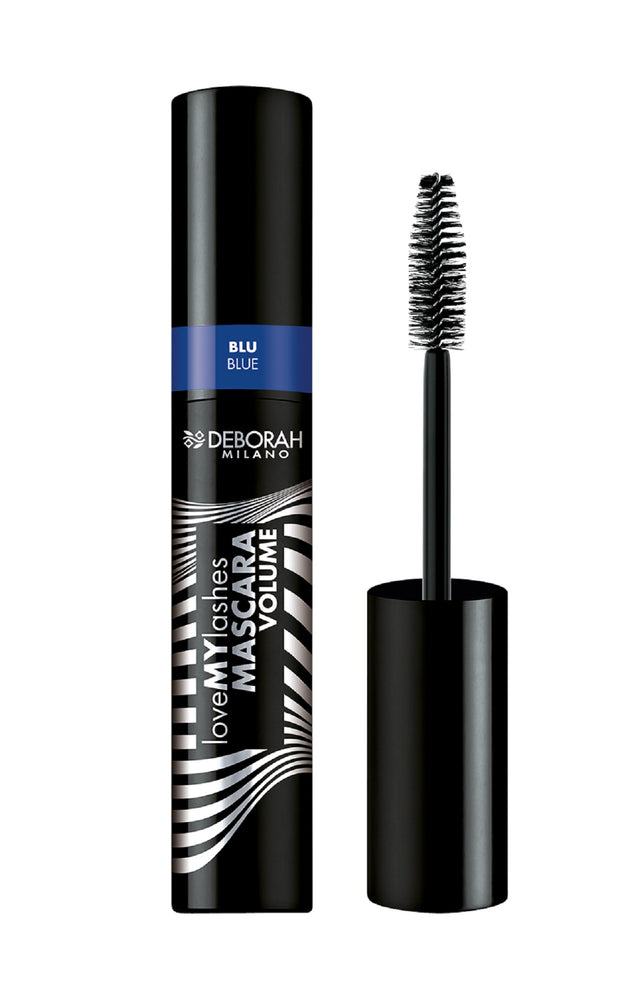 Deborah Milano Love My Lashes - Mascara Volume - 02 Blue