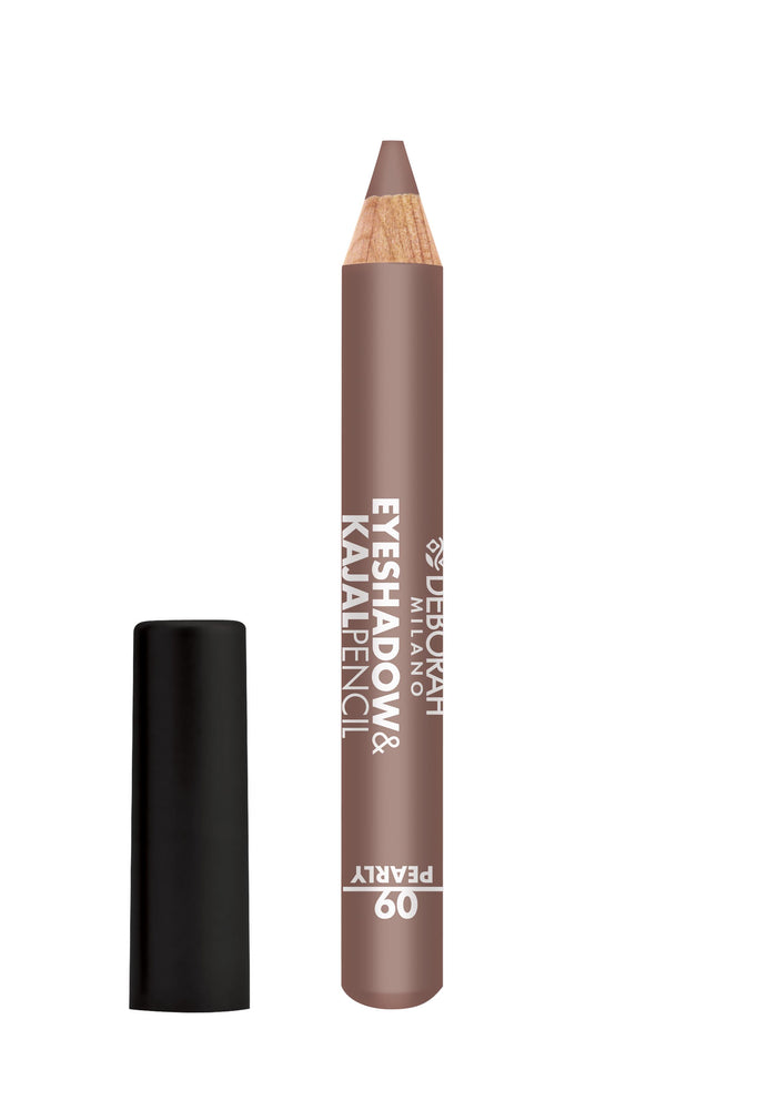 Deborah Milano Eyeshadow&Kajal Pencil - 09 Pearly Gold