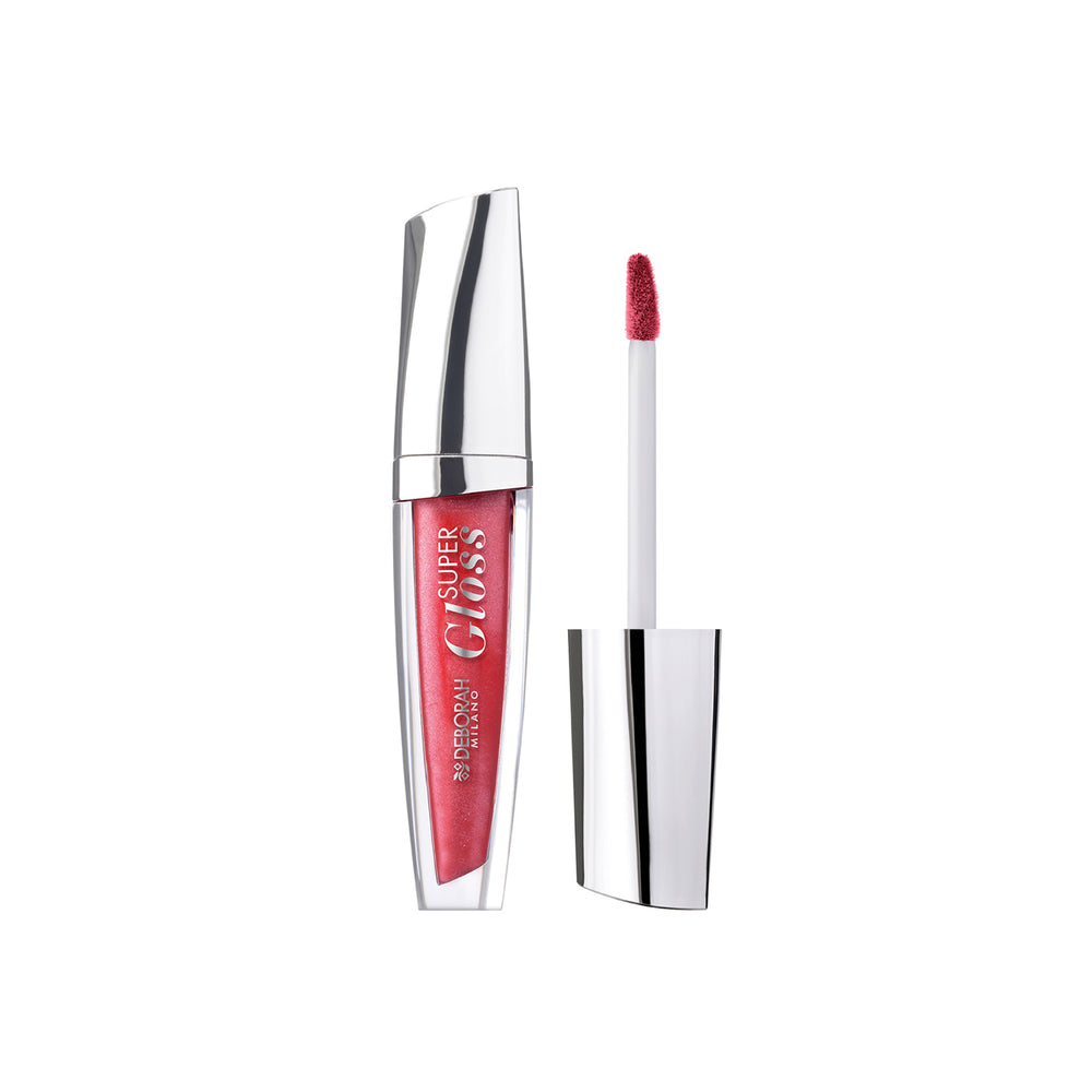 Deborah Milano Super Gloss Lg - 6 Pearly Red Lip Gloss