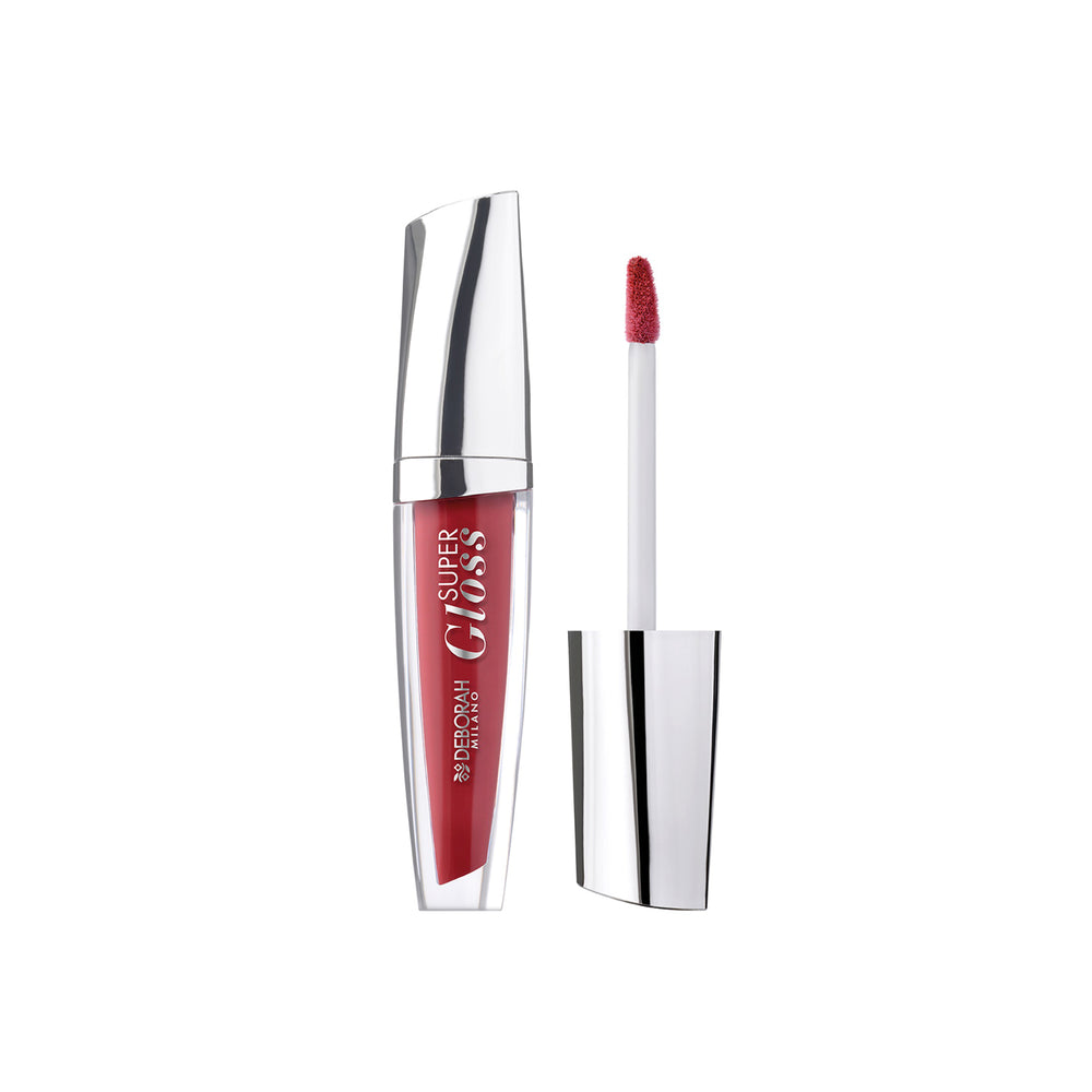 Deborah Milano Super Gloss Lg - 7 Brick Red Lip Gloss