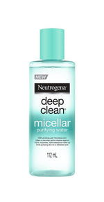 Neutrogena Deep Clean Micellar Purifying Water 112ml
