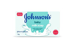 Johnson's Baby Milk Soap 75 gm (Pack of 4)