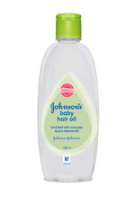 Johnson's Baby Hair Oil 100ml (Pack of 3)
