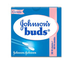 Johnson's Baby Cotton Buds 30 Pieces (Pack of 4)