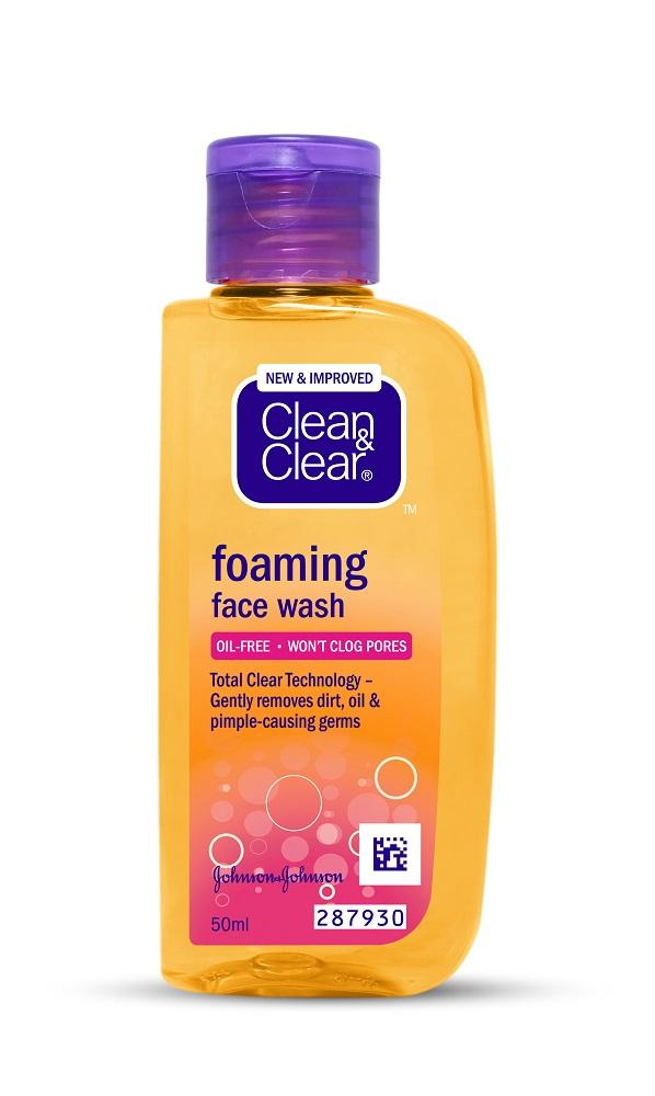 Clean & Clear Face Wash 50 ml