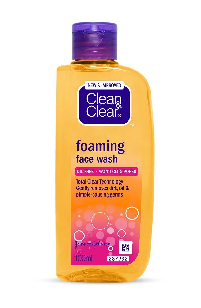 Clean & Clear Face Wash 100 ml (Pack of 2)