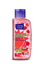 Clean & Clear Morning Energy Berry Blast 50ml
