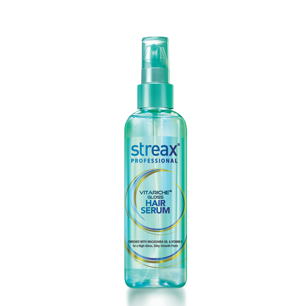 Streax Professional Vitariche Gloss Hair Serum- 200 ml