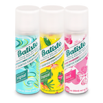 Batiste Clean & Classic Original, Coconut & Exotic Tropical, Floral & Flirty Blush 150 ML