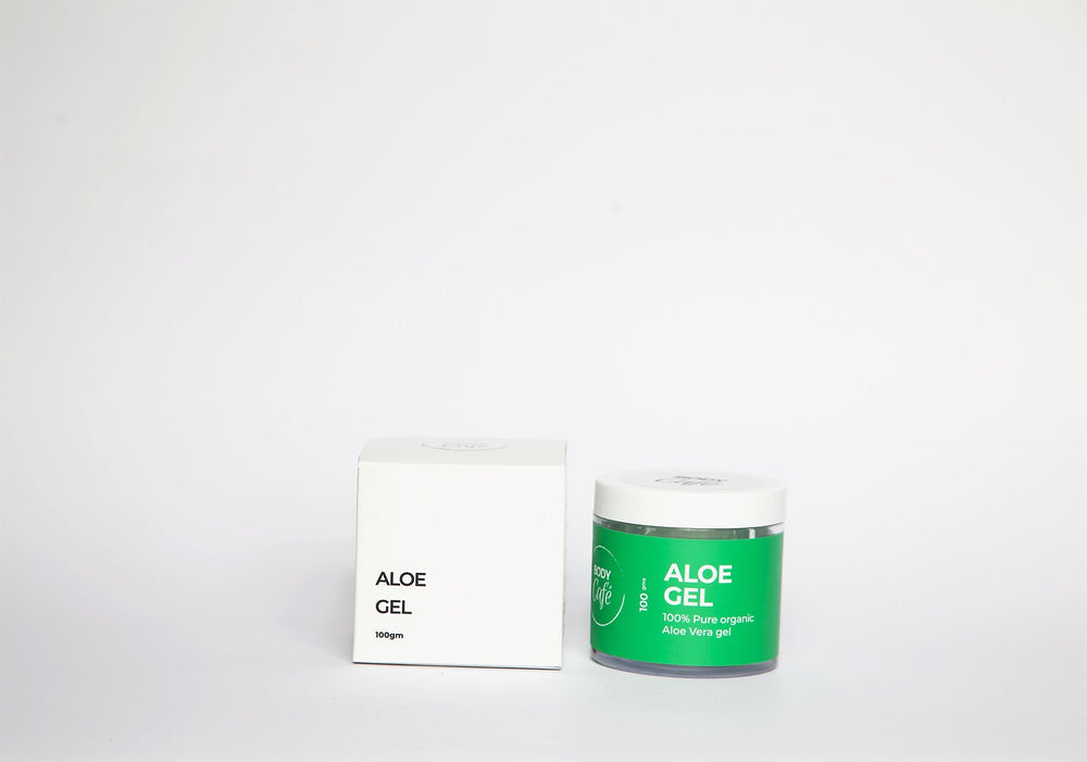 Aloe Gel-BodyCafé