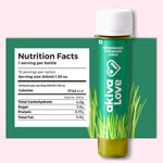 Wheatgrass Lemon Coriander Blood Purification Shots - 30 shots | 30 days