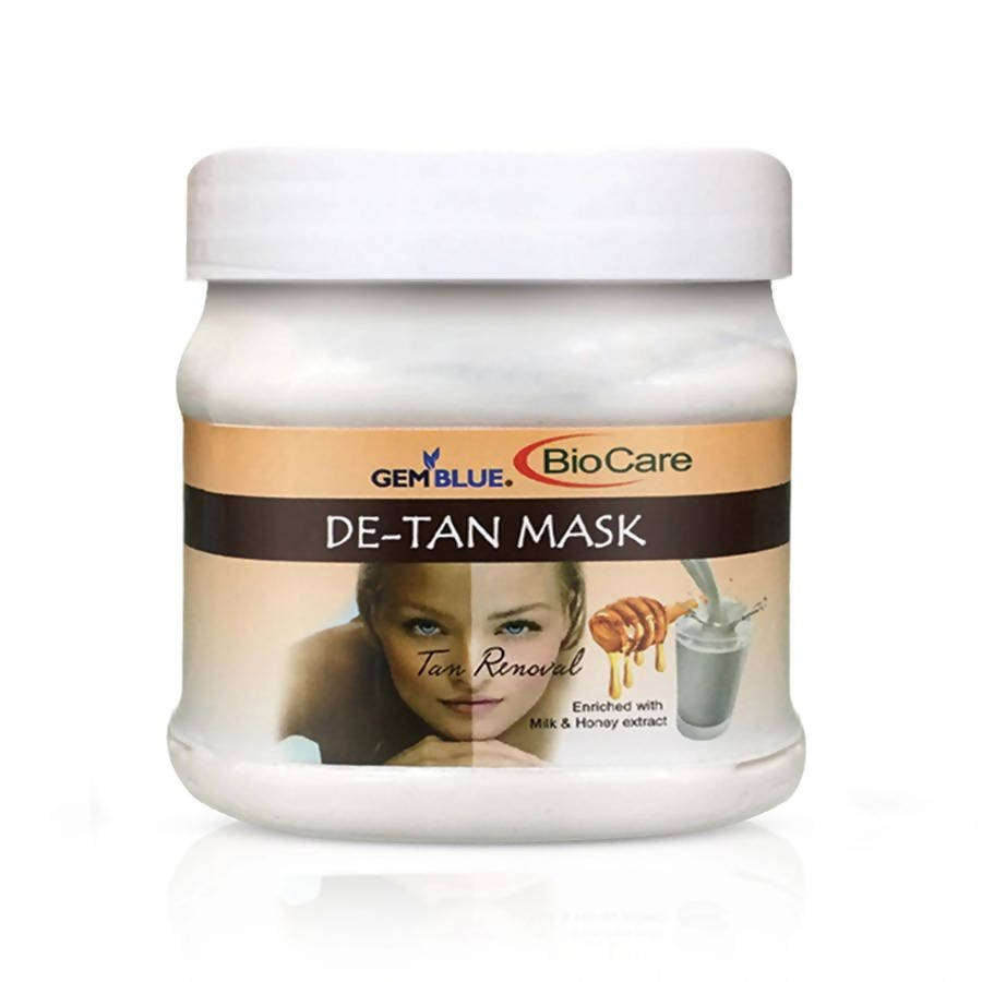 De-Tan Mask-Gem Blue-BioCare