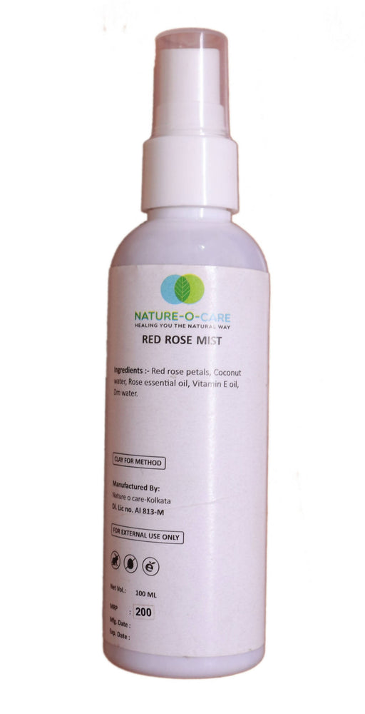 nature-o-care Red rose mist