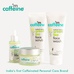 mCaffeine Green Tea Night Hydration Routine