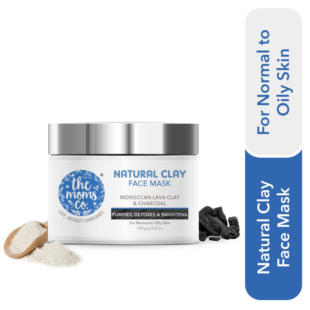 Clay Face Mask (100 ml)