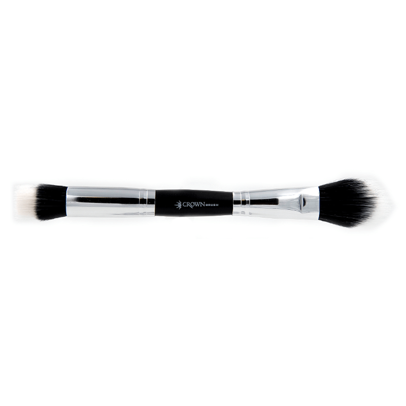 Duo Fiber Blush/ Blender Makeup Brush C490