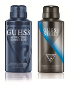 Guess Seductivehommeblue + Night Deo Combo Set - Pack of 2