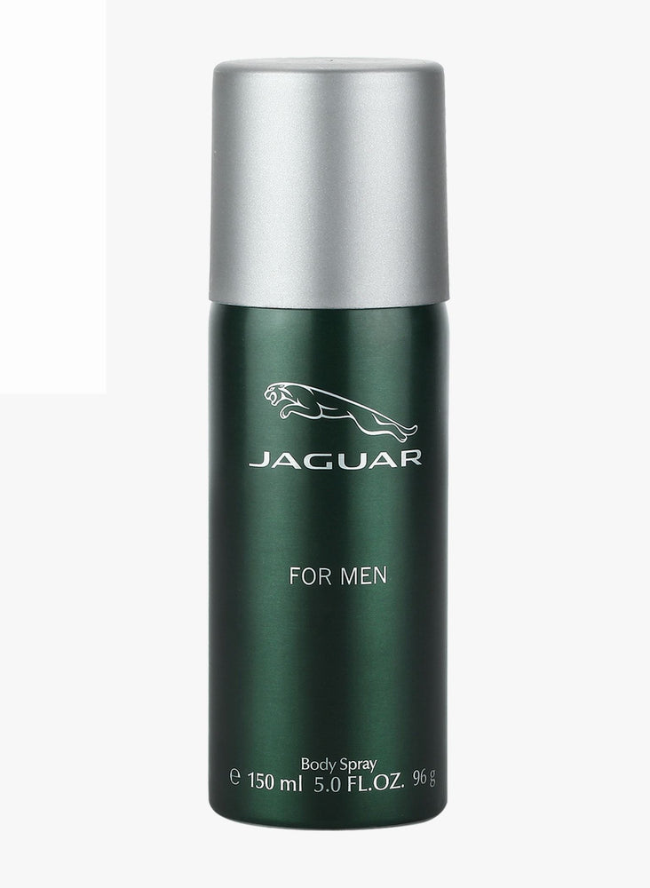Jaguar For Men Deodorant Spray 150ml, 5% Off