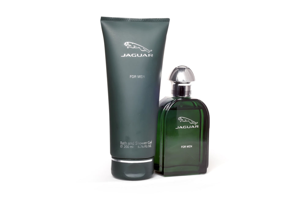 Jaguar For Men Set (Eau de Toilette100ml+SG200ml), 30% Off