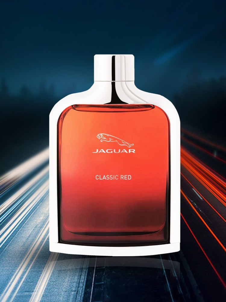 Jaguar Classic Red Eau de Toilette 100ml, 25% Off