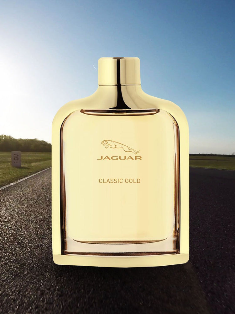 Jaguar Classic Gold Eau de Toilette 100ml, 25% Off