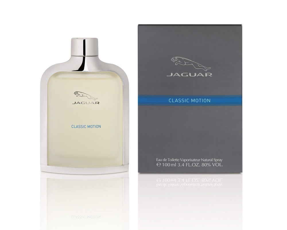 Jaguar Classic Motion Eau de Toilette 100ml, 25% Off