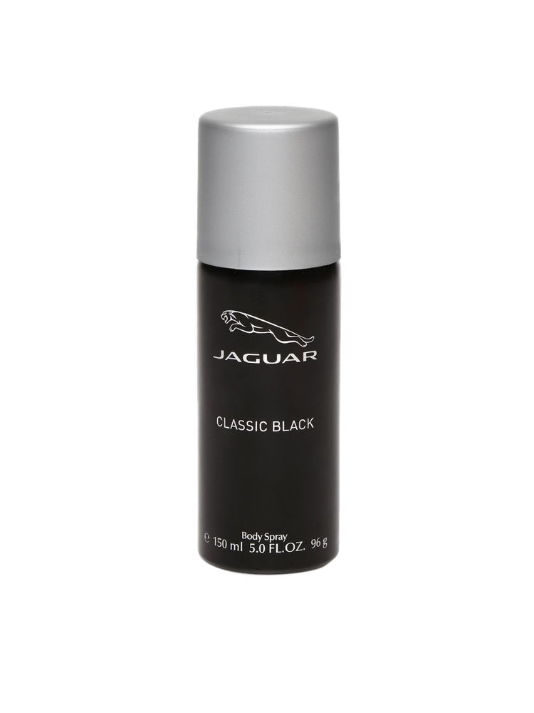 Jaguar Classic Black Deodorant Spray 150ml, 5% Off