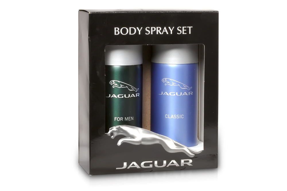 Jaguar Classic + For Men Deo Combo Set - Pack of 2