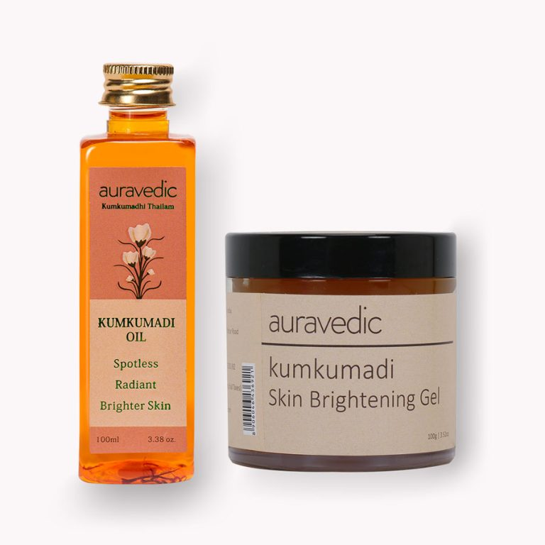 Kumkumadi Ultimate Brightening Set – Night and Day Radiance