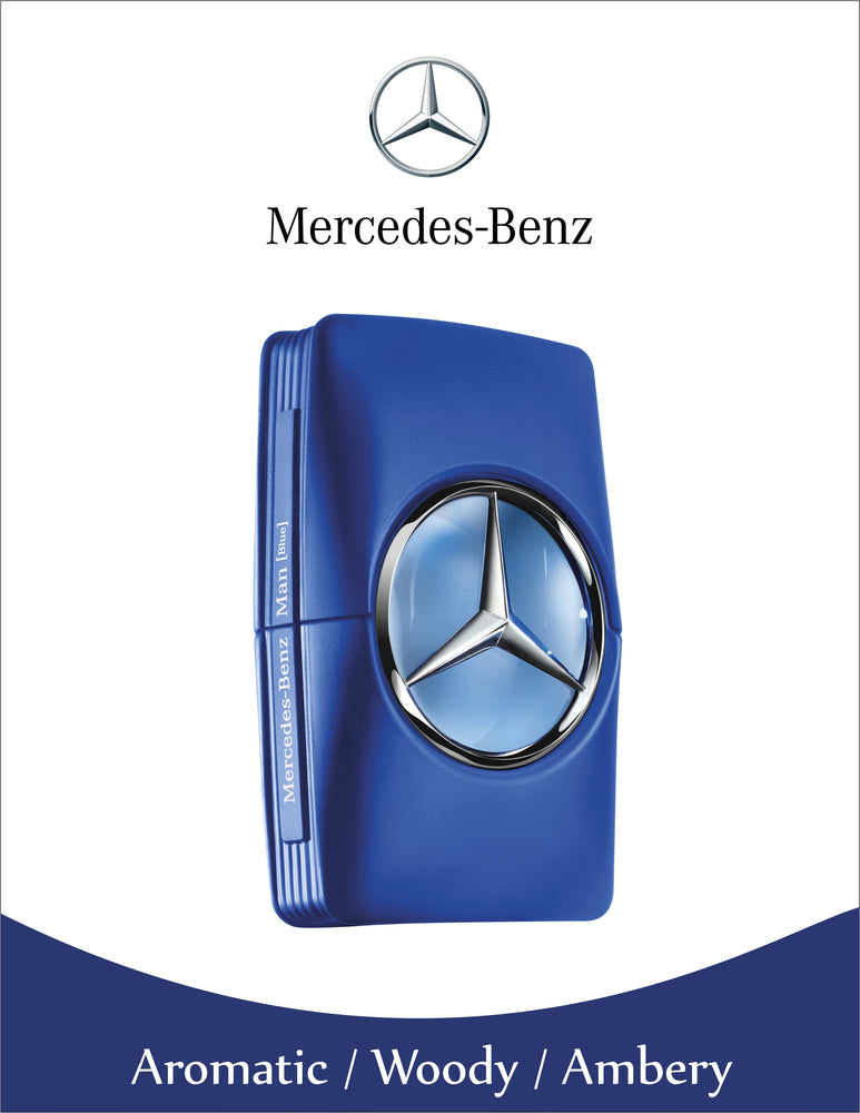 Mercedes-Benz Man Blue Eau de Toilette 100ml