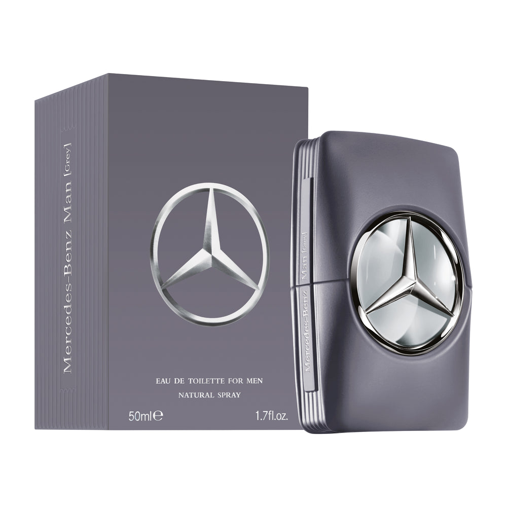 Mercedes-Benz Man Grey Eau de Toilette 50ml