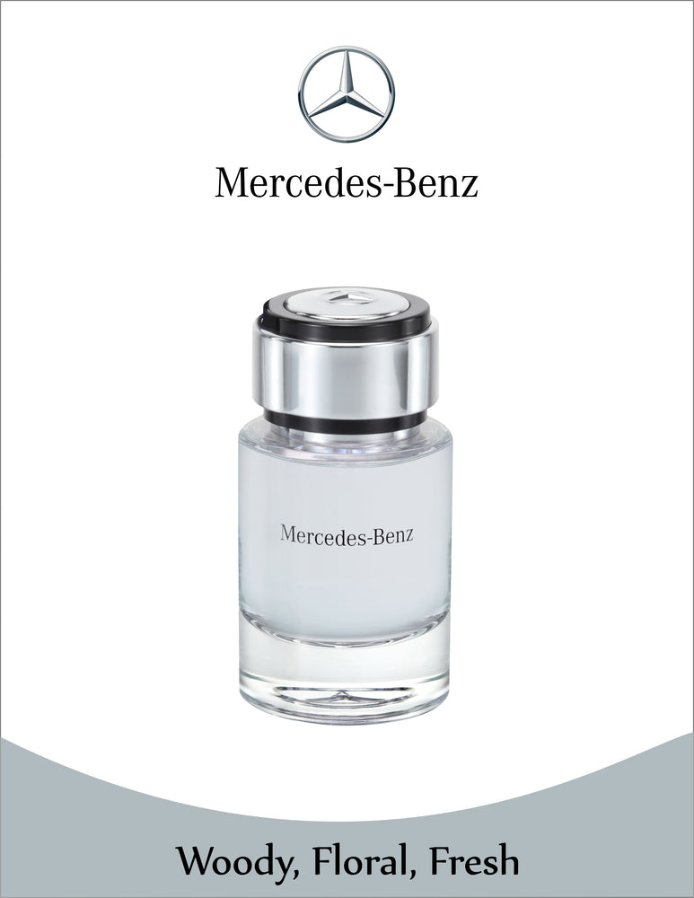 Mercedes-Benz For Men Eau de Toilette 75ml