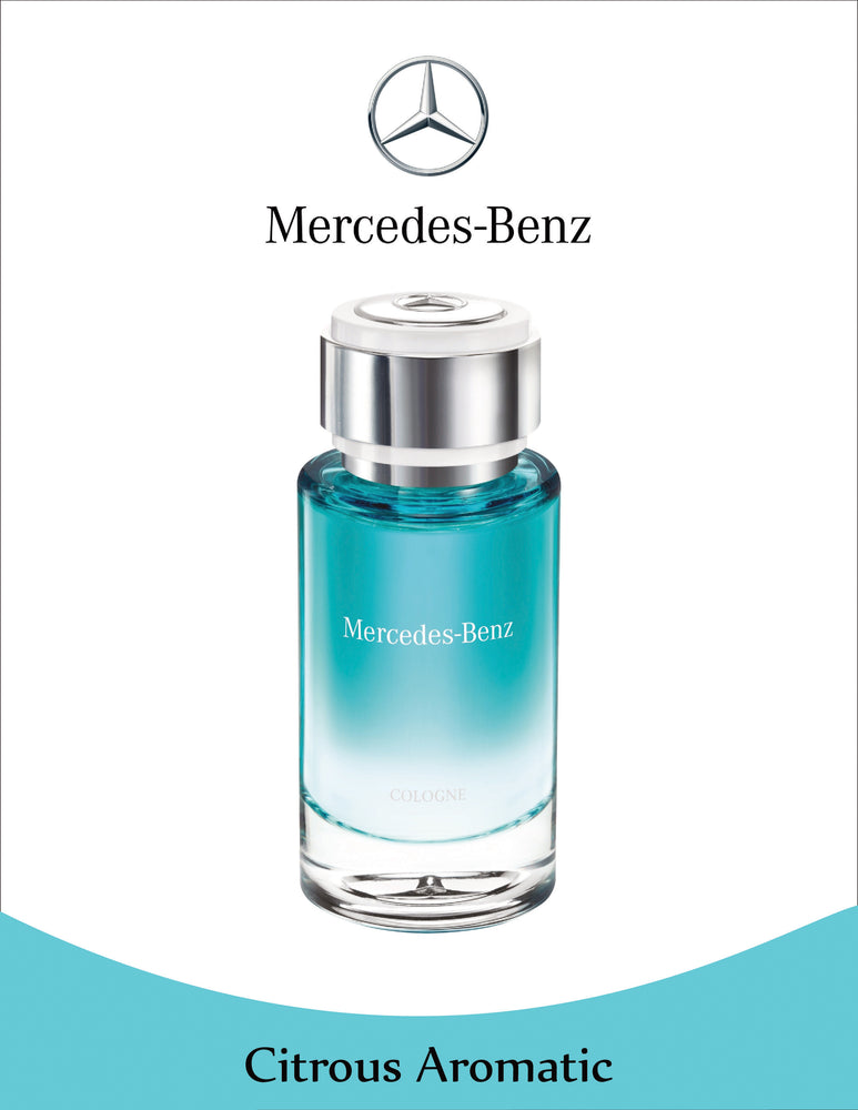 Mercedes-Benz BENZ COLOGNE FOR MEN Eau de Toilette 120ml
